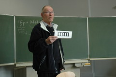Gerrit Noordzij @ t]m (frankrolf) Tags: typemedia gerritnoordzij tm0910
