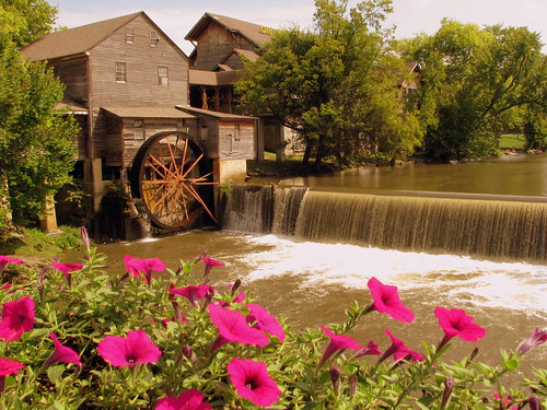 The Old Mill - Pigeon Forge (version 1)