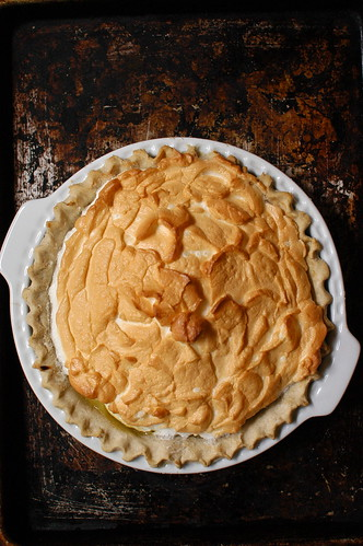 lemon meringue pie I