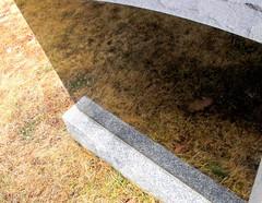 crossing the line (dmixo6) Tags: cemetery march spring god faith creator muskoka boneyard afterlife dirtnap dmixo6