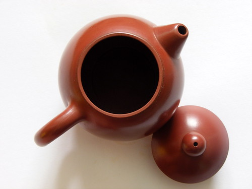 "Da Hong Pao Clay ""Dragon Egg"" Long Dan Yixing teapot 110ml"