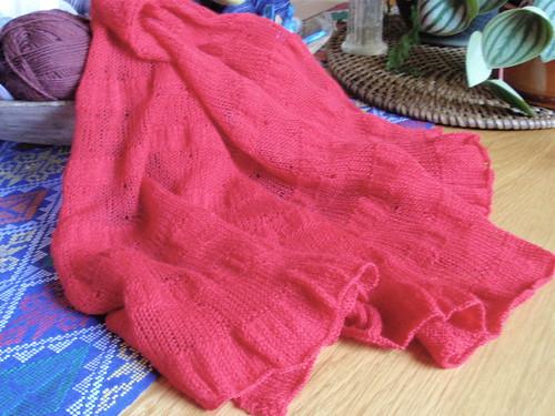 frilled shawl 1