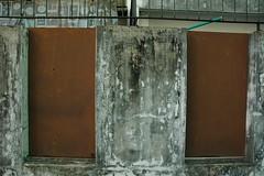 Rusted door (KC Toh) Tags: door metal rust d70s 锈 quotold 铁门 paintquot 旧漆