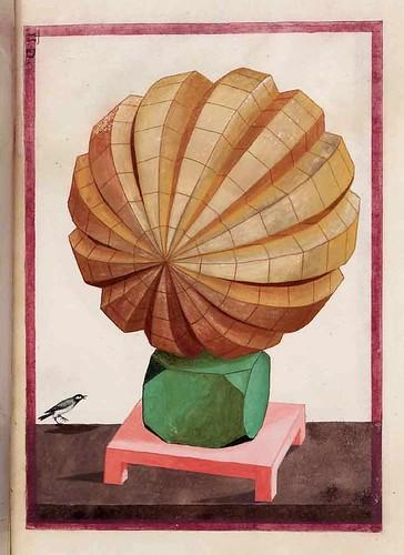 029-Geometrische und perspektivische Zeichnungen-Siglo XVI