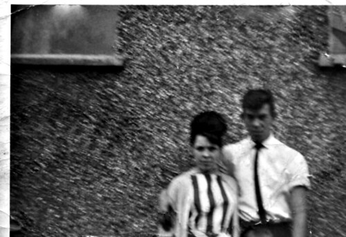 Cathie and Jimmy Mulligan, 1960s