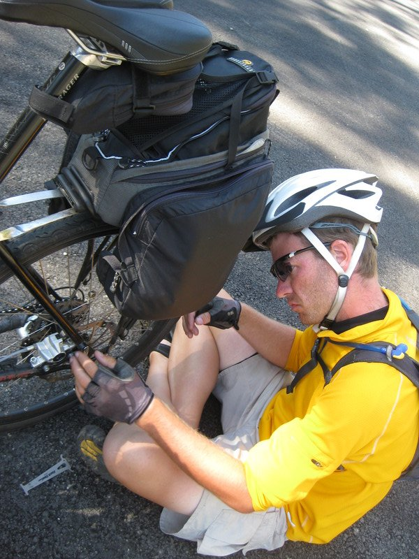 Fixing the Brake