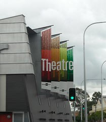 Queensland Theatre Company Banners