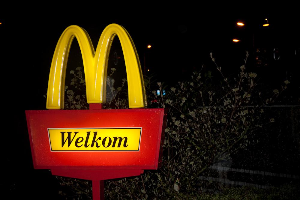 McDonalds: The Netherlands