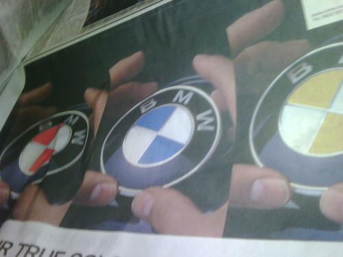 BMW - April 2010