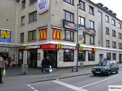 McDonald's Köln Ehrenfeldgürtel 20 (Germany)