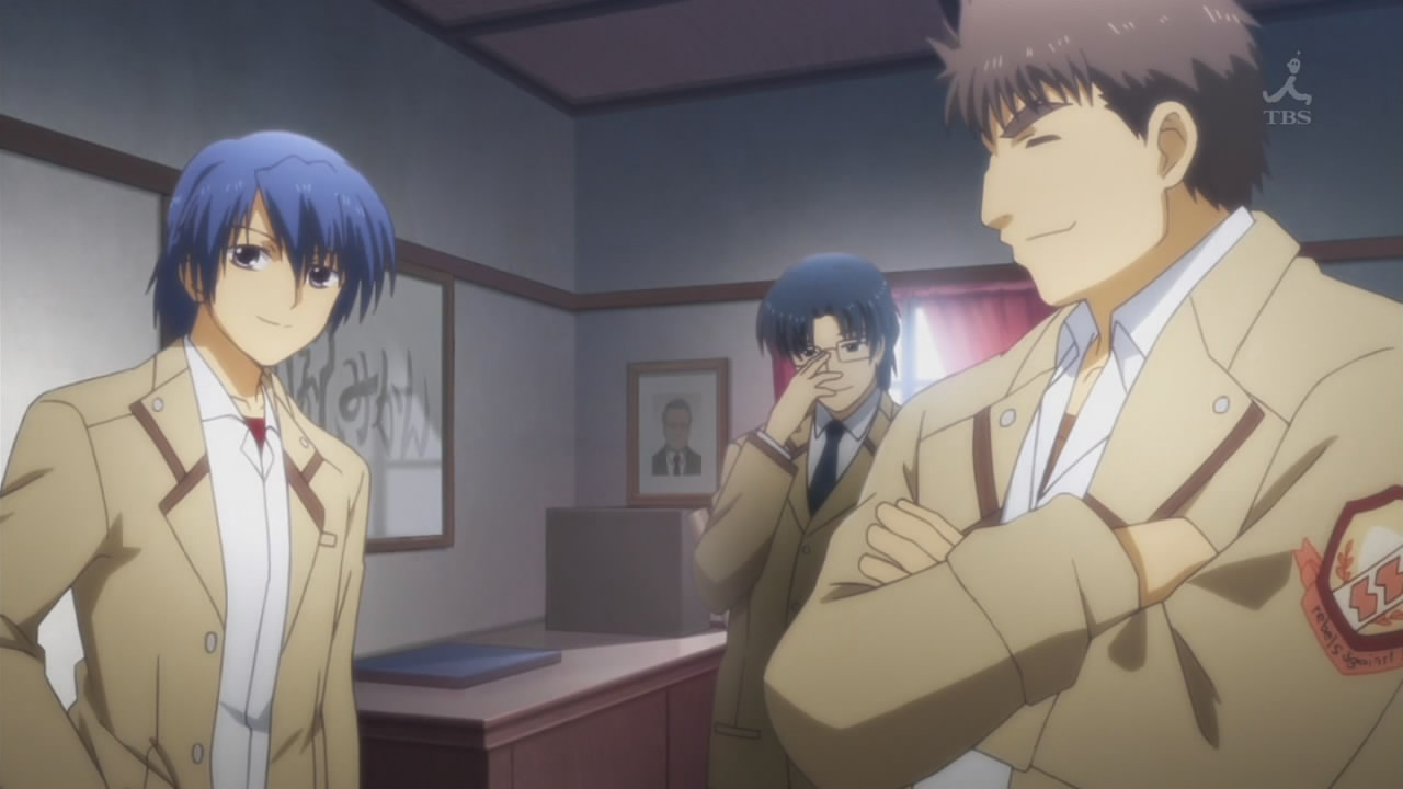 Angel Beats! 01 - 11