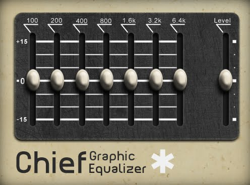 Chief Graphic Equalizer
