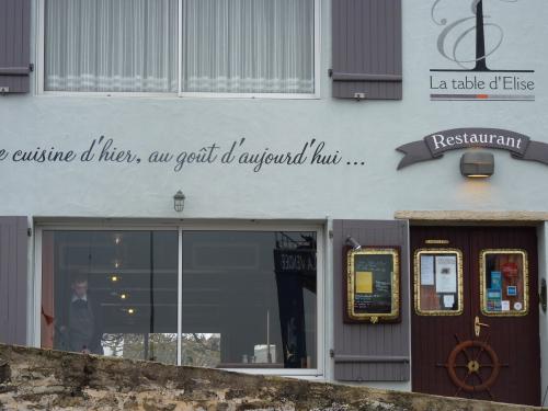 La Table D Elise Noirmoutier Une Cuilleree Pour Papa