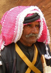 Up Close and Personal (cmphotoroll) Tags: petra jordan bedouin worldwidewandering nikonp90