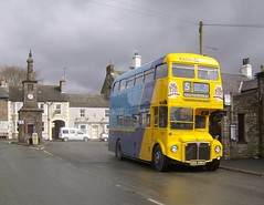Twenty-Five To One! (Richie B.) Tags: park london transport royal scottish cumbria kelvin routemaster rm brough aec eds288a