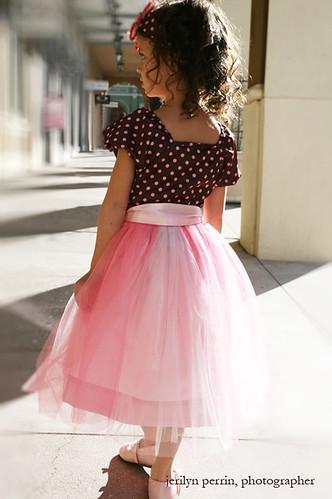 """The Trendie Princess"" tutu dress"