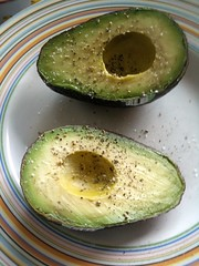 Avocado for lunch