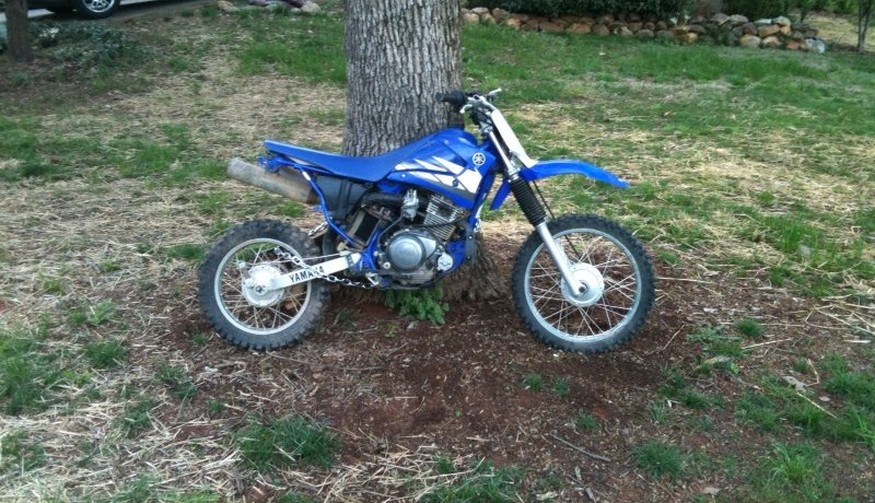 Dirt Bikes Yamaha 125 PM if interested or text