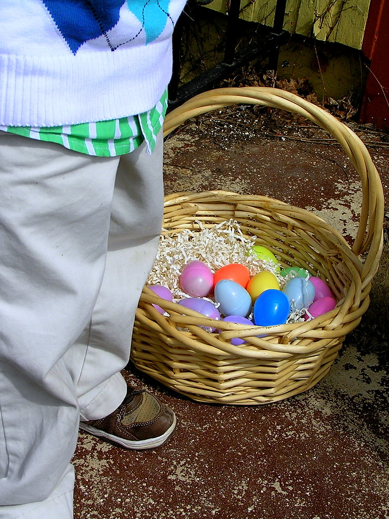 the egghunt