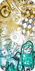 Street Confusion (RonaldoGrillo) Tags: desenhos experimentos ilustraes vetores skinsparaiphone portiflioronaldogrillo
