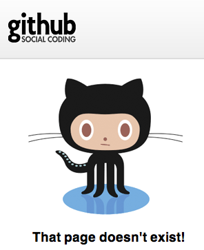 GitHub - File Not Found