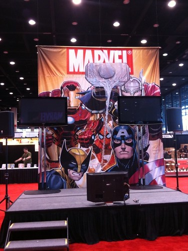 Marvel Stage