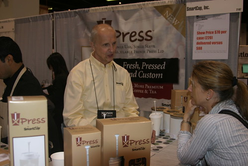 Bruce Roberts Explains Pressed Coffee