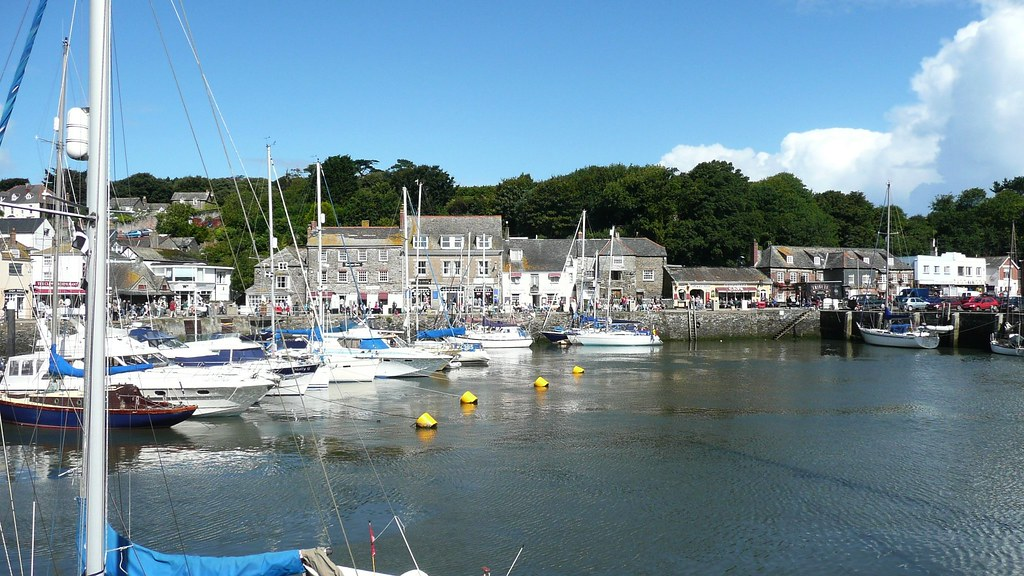 Padstow Harbour ,Cornwall