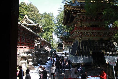 Nikko - casi sin gente