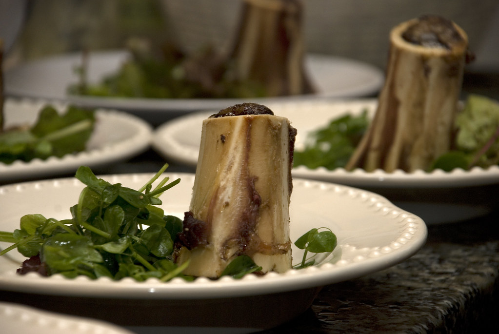bone marrow salad