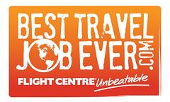 Flight Centre's Best Travel Job Ever