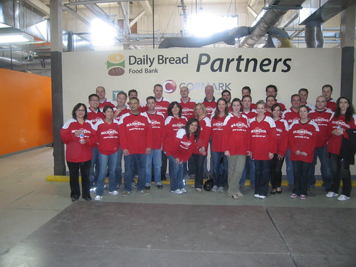 April Month of Action - Daily Bread Food Bank