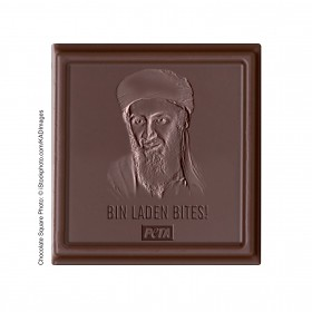 Bin Laden Bites Vegan Chocolate