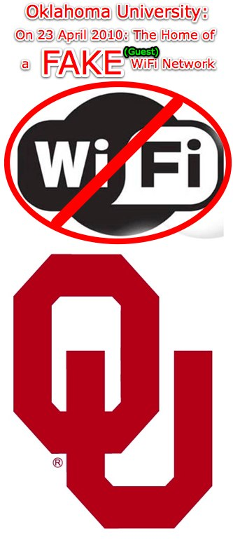 No Wifi at OU