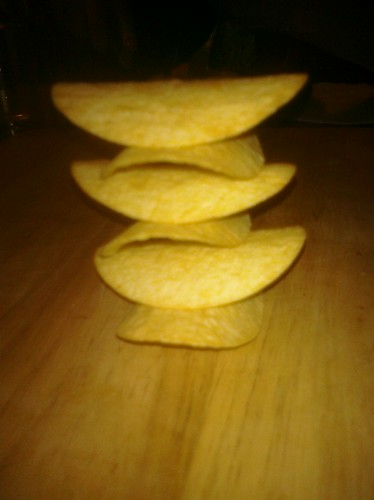 Ptw Lays Potato Chip Jenga!