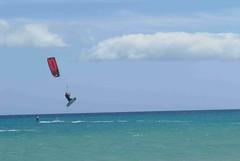 IMG_2899 (miss_verstaendnis) Tags: ocean sea sun kite beach water strand meer wasser sommer fuerteventura kitesurfing atlantic canaries sonne atlanticocean canaryisland fuerte kitesurfen sotavento wassersport sotaventobeach