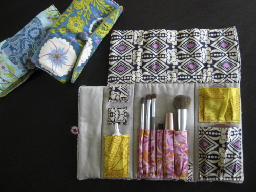 Make up Rolls for Home & Travel