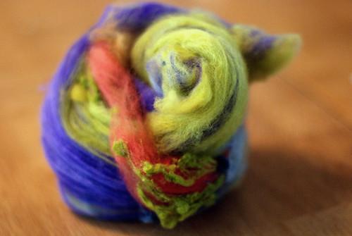 handspun yarn 083