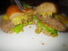 BEEF BURGER BBQ