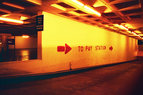To Pay Station
