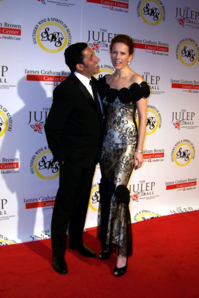 Oscar Nunez at the 2010 Julep Ball