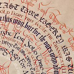 Европейские шрифты