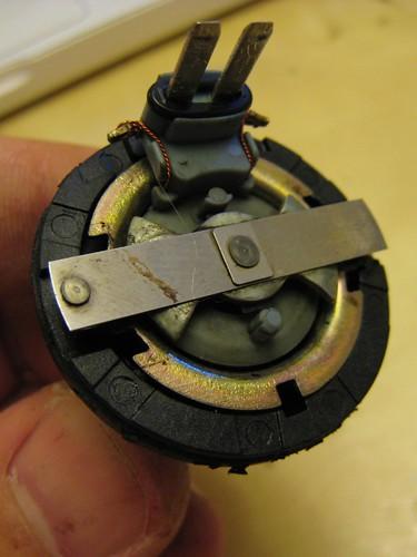 EVAP valve