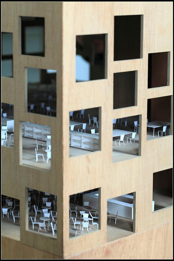 妹島和世  西澤立衛  SANAA建築模型展