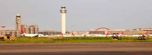 Haneda, Terminal 1