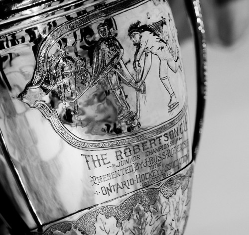 The J. Ross Robertson Cup