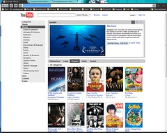 YouTube Movies Image
