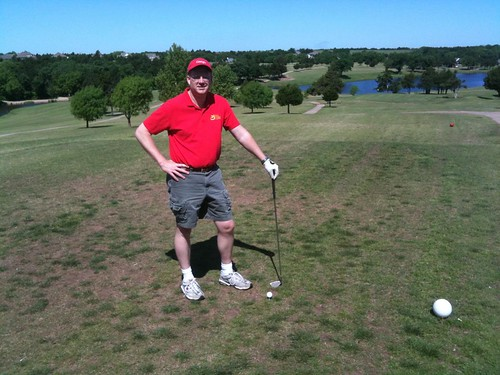 Golf in Guthrie, Oklahoma