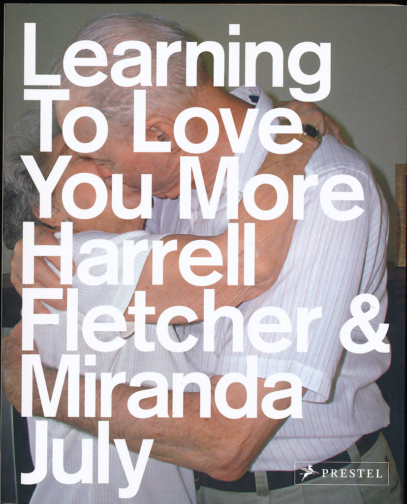 learning to love you more.