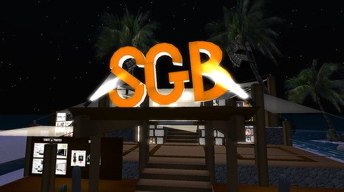 sound gravis beach club virtual metaverse